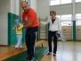športna vadba, 2-4 leta - s starši